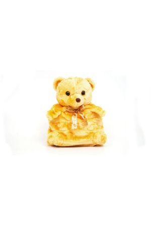 Рюкзак детский No name желтый 150993-0004
