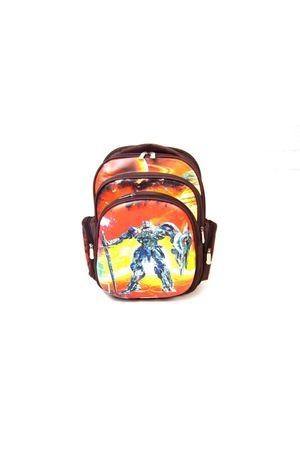 Рюкзак Ajeeb 8563# коричневый
