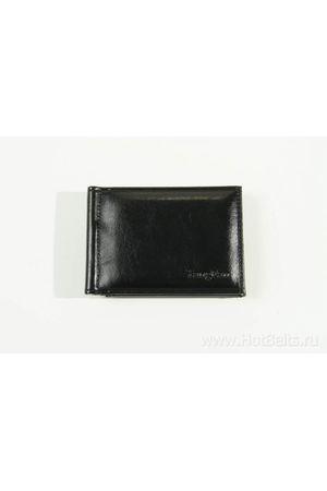 Зажим для денег YangFan 1005-1 черный