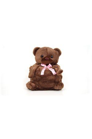 Рюкзак детский No name коричневый 150993-0002
